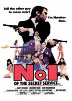 No. 1 of the Secret Service (1978)