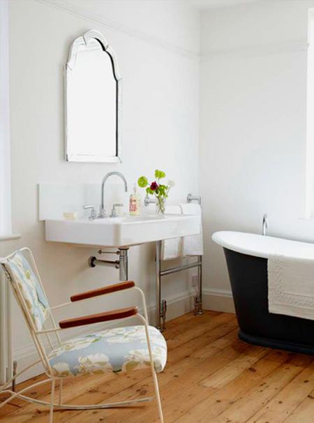 Die wohngalerie english style klassisch gem tlich for Badezimmer im englischen design