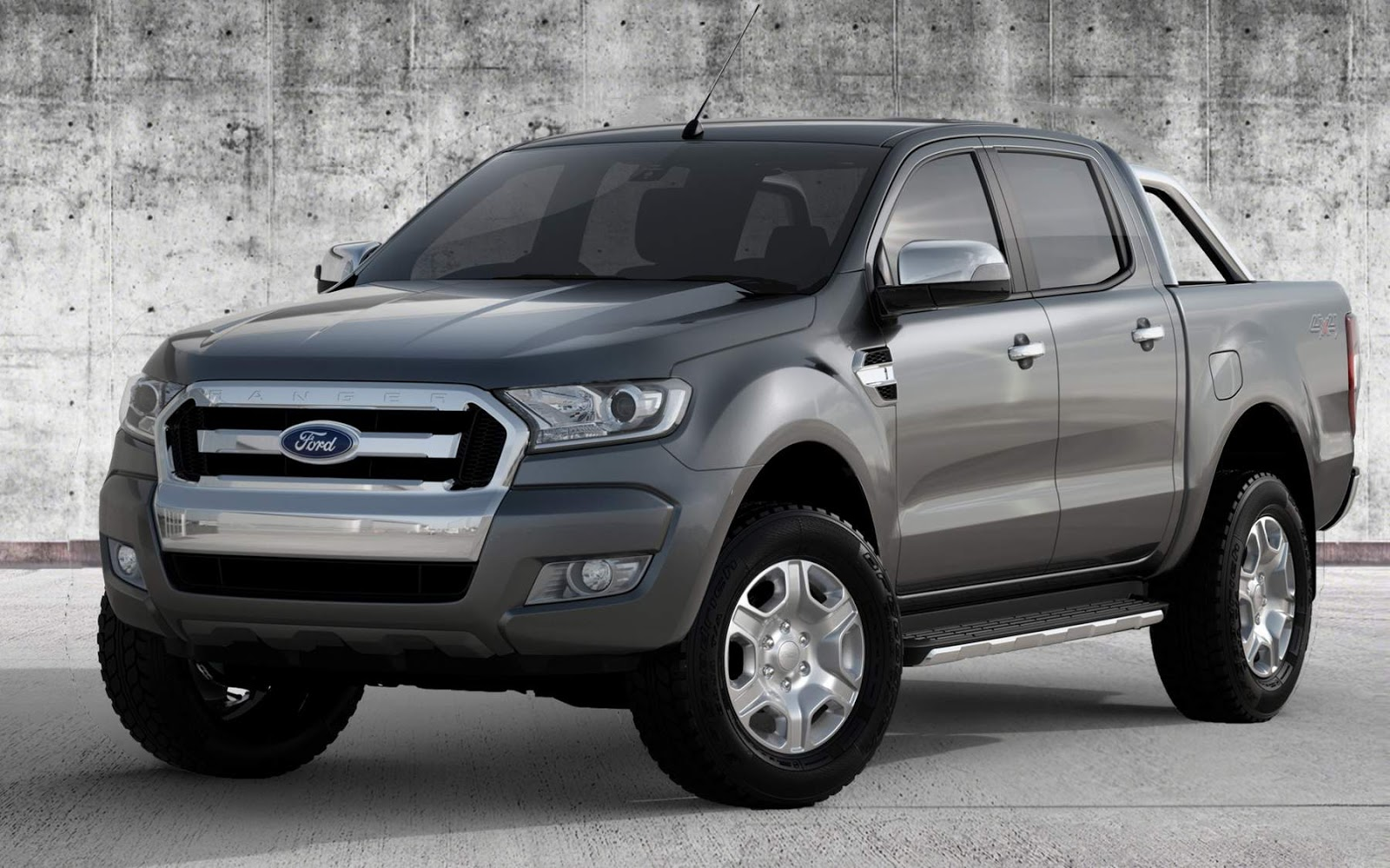 nova ford ranger 2016 foto e v deo oficial s o divulgados. Black Bedroom Furniture Sets. Home Design Ideas