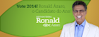 Ronald Ázaro - 2014