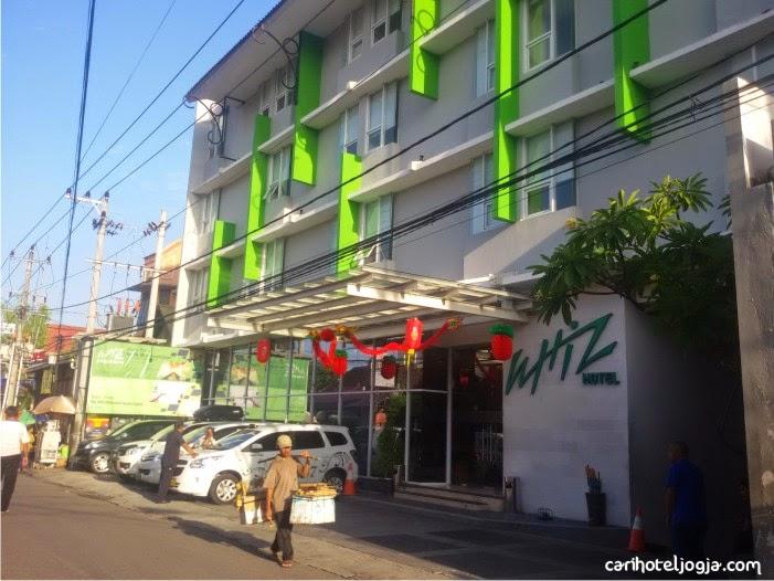 Hotel Whizz Yogyakarta