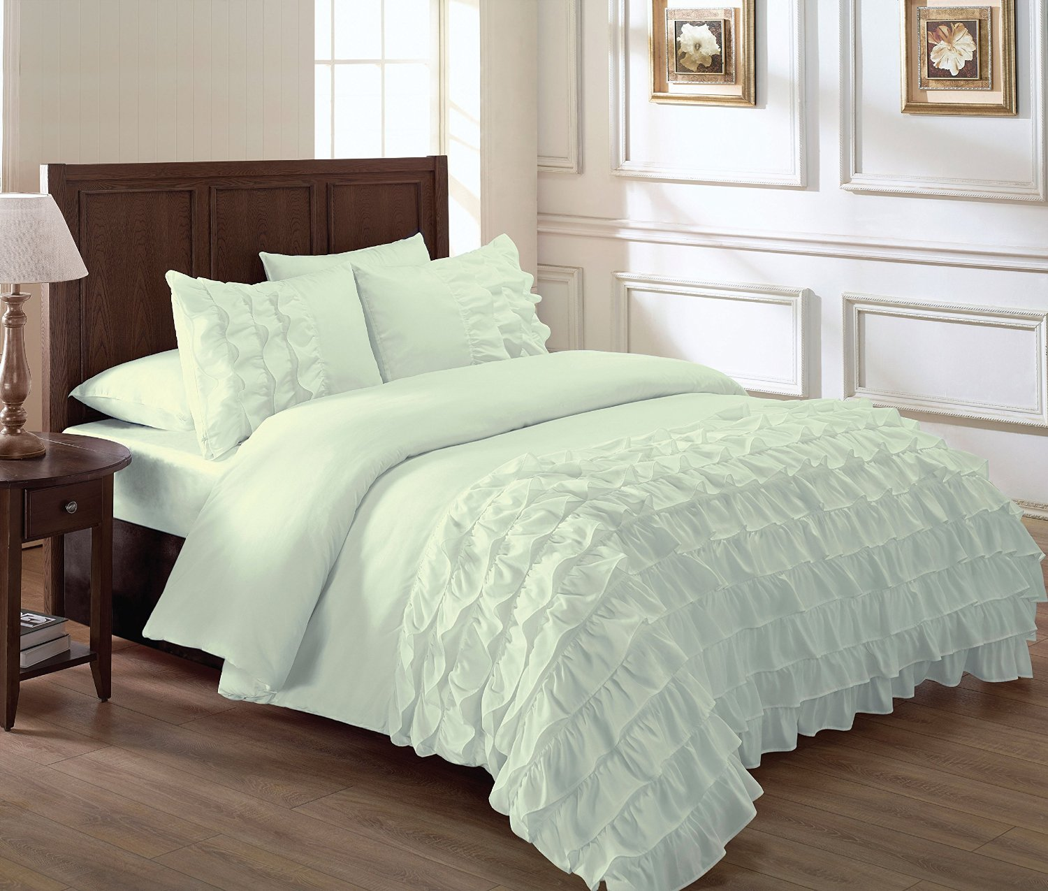 total fab alive breezy cool mint colored bedding and. Black Bedroom Furniture Sets. Home Design Ideas