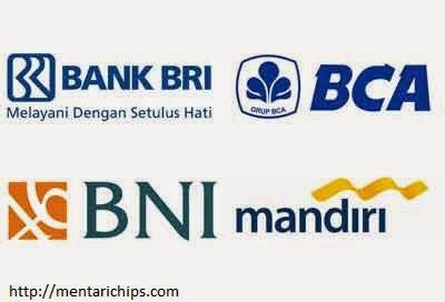 berapa tarif potongan bank bri mandiri bni bca