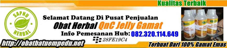 Obat QnC Jelly Gamat Murah Dan Asli