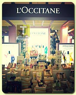 L'Occitane Roadshow 2013