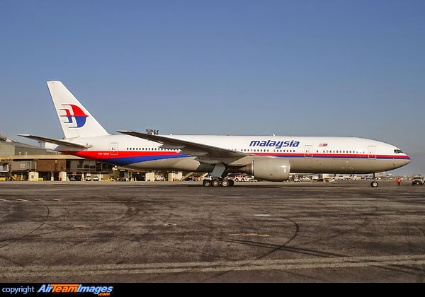 MH-17 Was In Fact The 'Lost' Flight MH-370