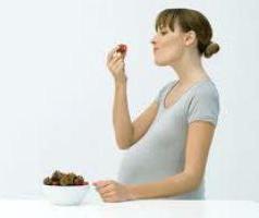 dieta embarazadas mes gestacion