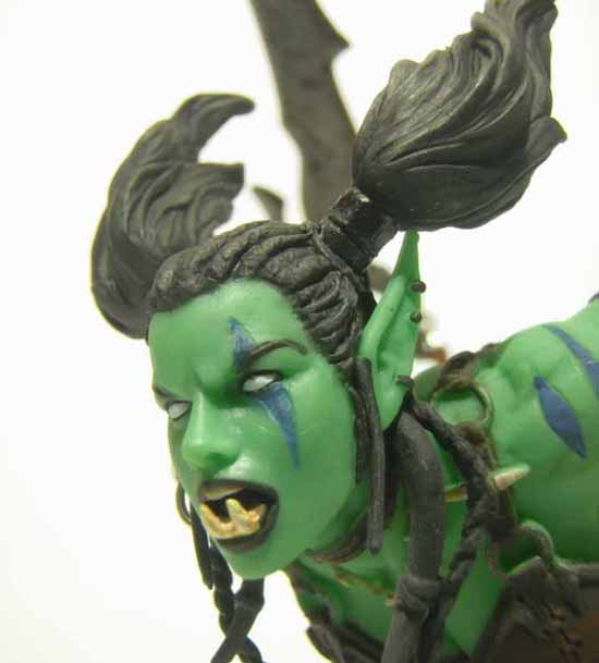 Warcraft Action Figure Garona Review Delays