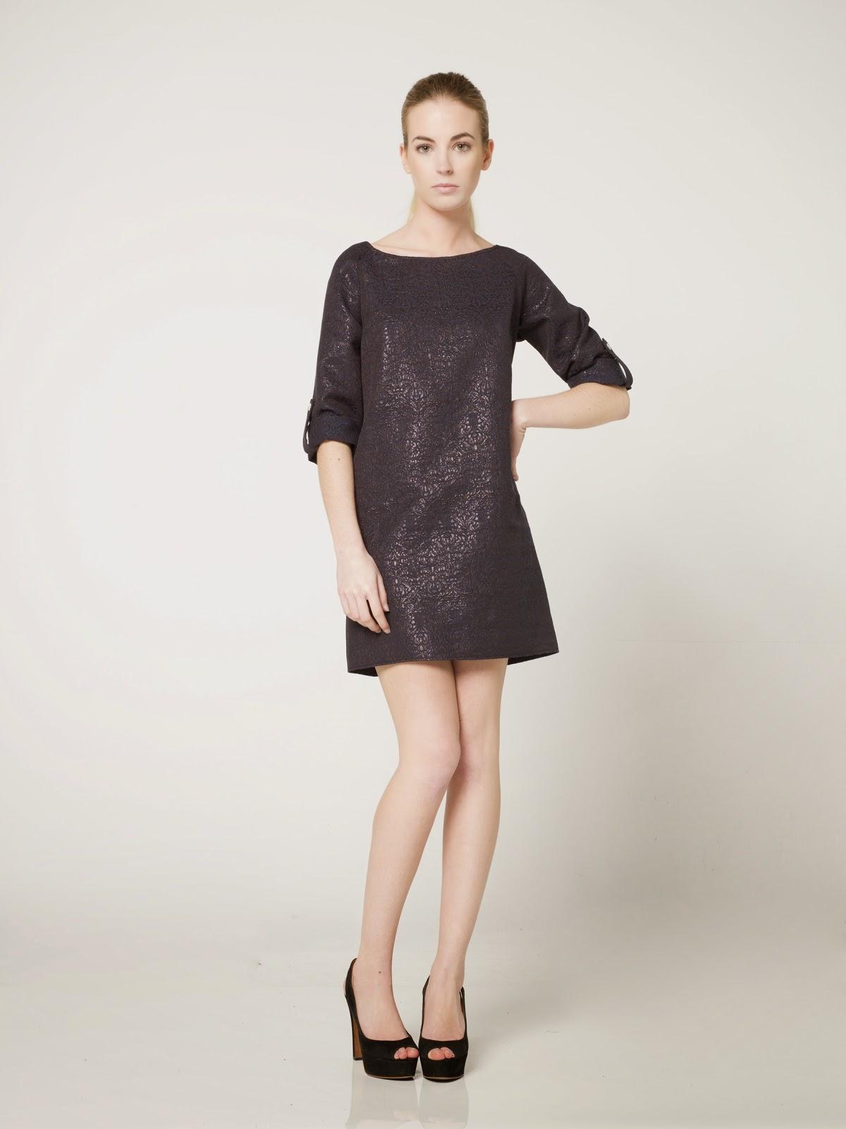 LYNBER - vestido corto