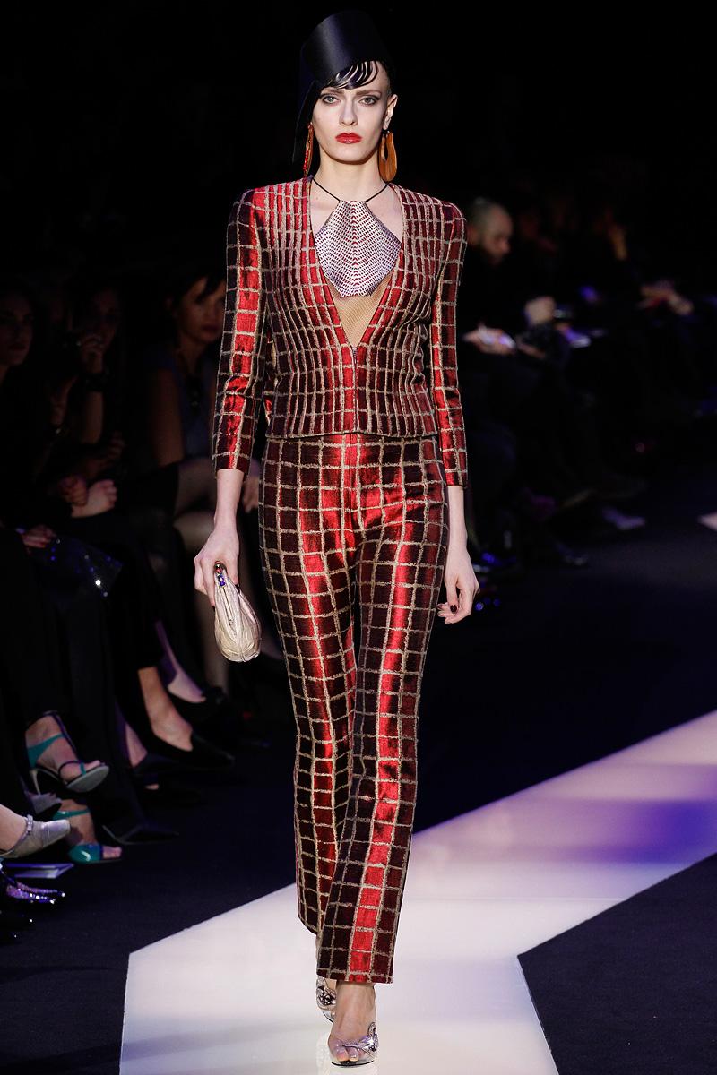 ANDREA JANKE Finest Accessories: Haute Couture | ARMANI Privé ...