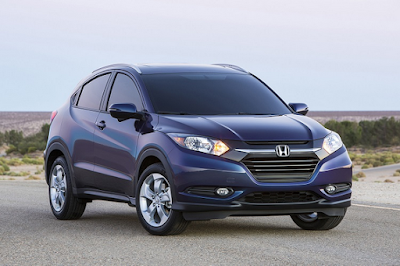 2017 Honda HR-V Specs Review and Release Date