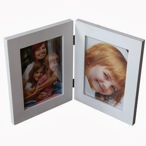 White+picture+frame