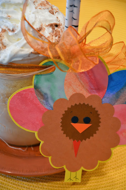 Paper Turkey Tags