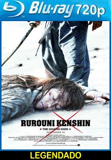 Assistir Samurai X O Fim de Uma Lenda Legendado 2014
