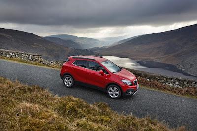 Στις 500.000 έφτασαν οι παραγγελίες για το Opel Mokka