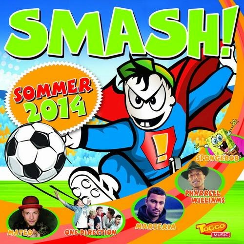 Download Smash Sommer 2014 Baixar CD mp3 2014