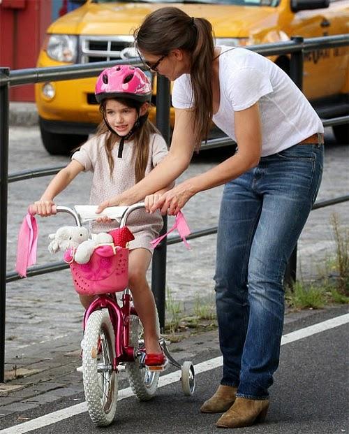 Hướng dẫn bạn đạp xe đúng cách