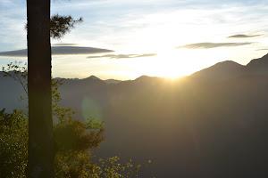 阿里山 祝山日出