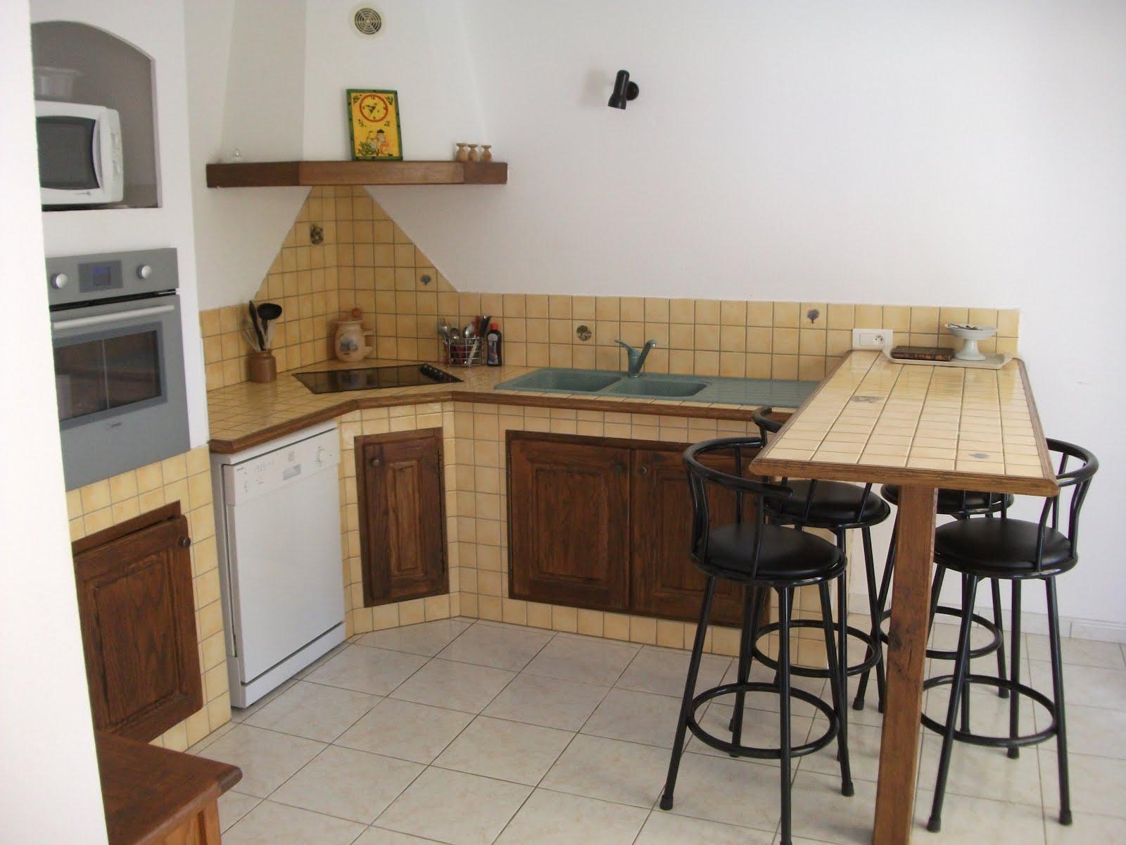 Villa romarin - Cuisine