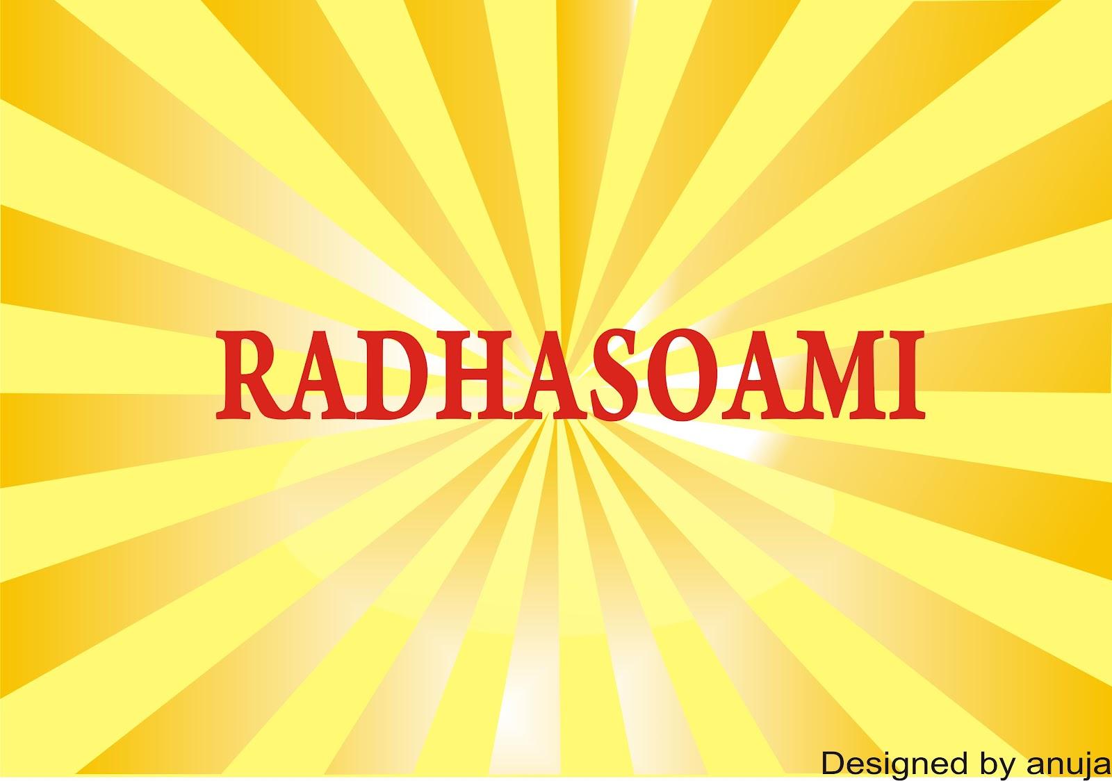 Radha Soami Agr... Radhasoami