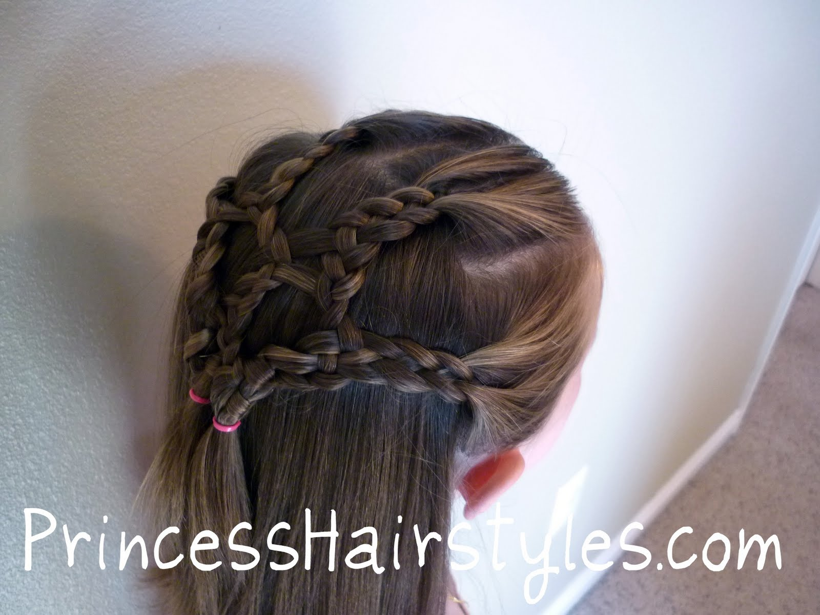 Little Girl Braided Hairstyles