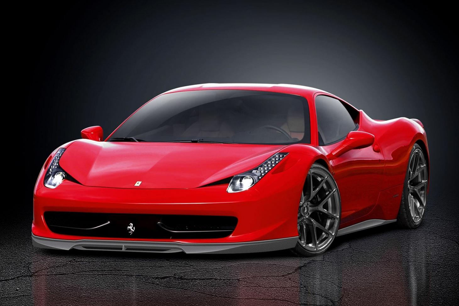 Chevrolet Camaro Bodykit >> Vorsteiner Reveals its Bodykit for the Ferrari 458 Italia ...