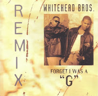 Whitehead Bros. - Forget I Was A 'G' (Remix CDM - 1994)