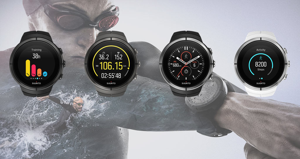 Suunto Spartan Collection