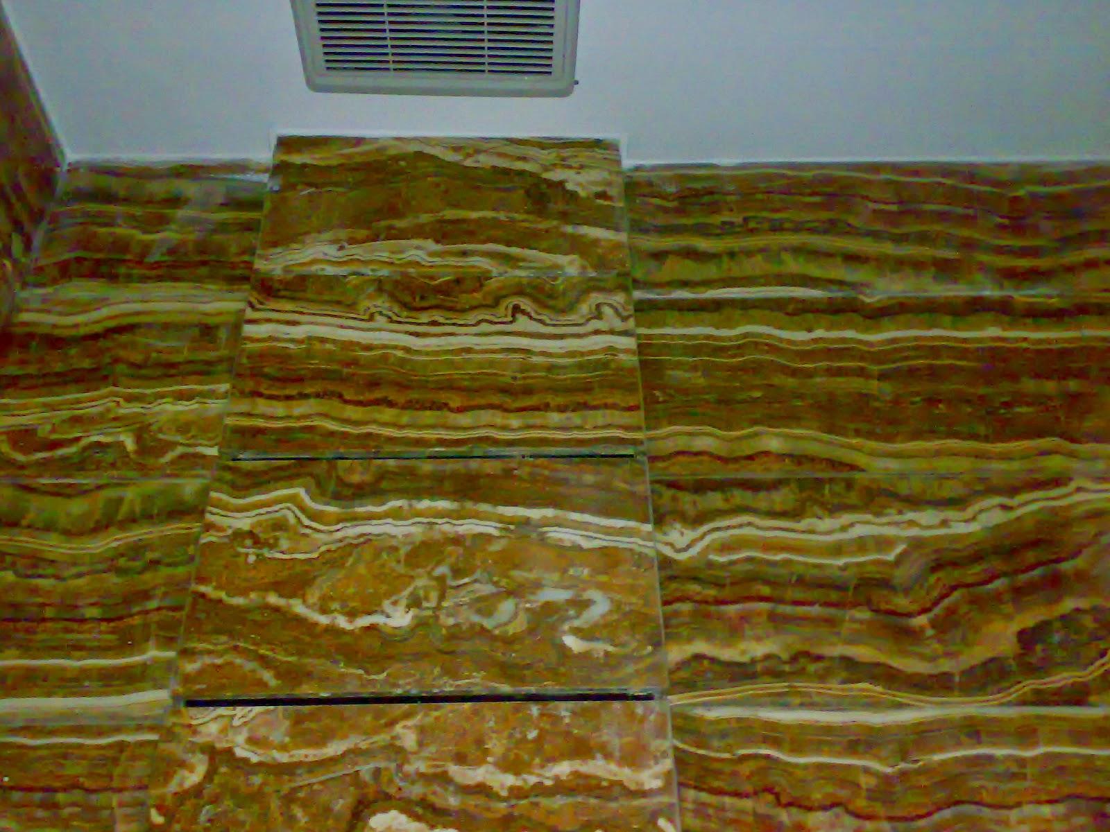 marmer onik buat dinding
