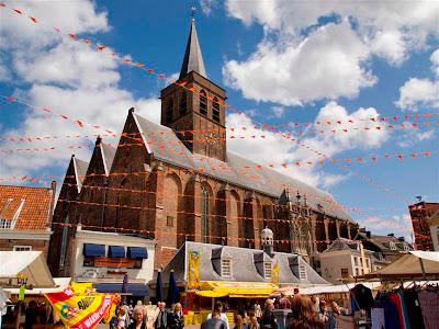 Amersfoort - Sint Joriskerk