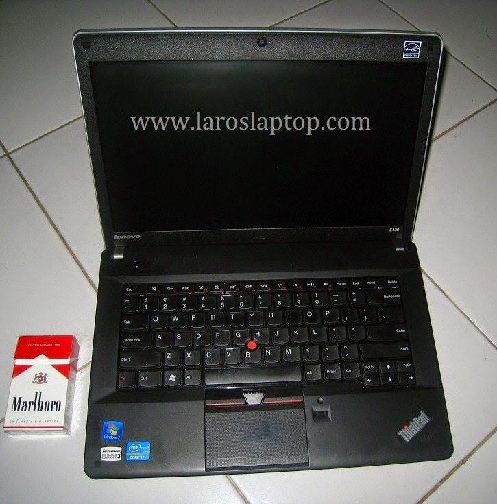 Laptop Second Lenovo Thinkpad Edge E430