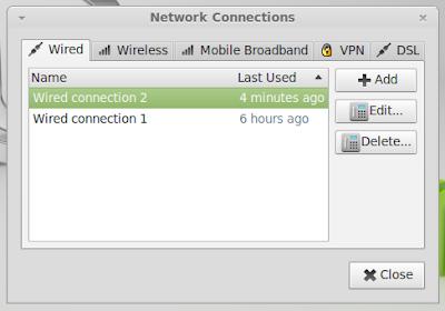 change DNS Ubuntu