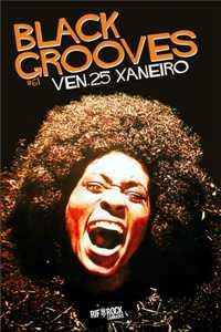 25 xan: Black Grooves