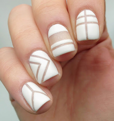 Some Negative Space Manicure Ideas to DIY