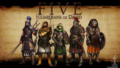 FIVE Guardians of David CD Key Generator (Free CD Key)
