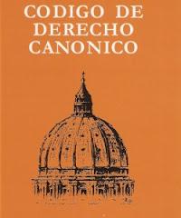 CÓDIGO DE DERECHO CANÓNICO (1983) Formato Pdf.
