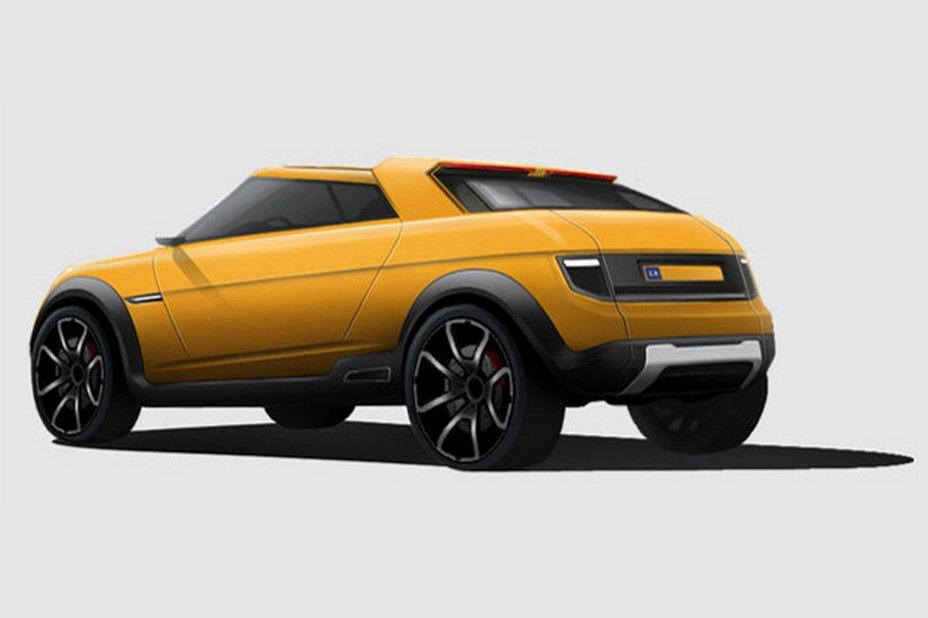 range rover small crossover autooonline magazine. Black Bedroom Furniture Sets. Home Design Ideas