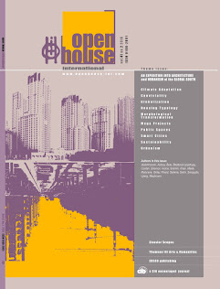 OHI Special Issue: Architecture and Urbanism of the Global South