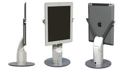 KUBI: Soporte robótico para iPad y otras tabletas