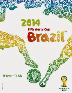 World Cup Predictions 2014 Poster