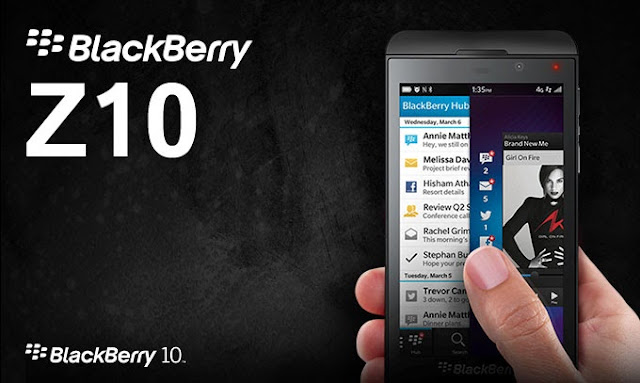 Wah, BlackBerry Z10 Cuma Di Banderol Rp.490 Ribu! Mau?
