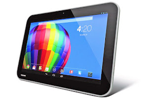 Full Specs of Toshiba Excite Pure