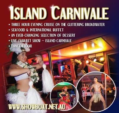 Island Carnivale Dinner Cruise