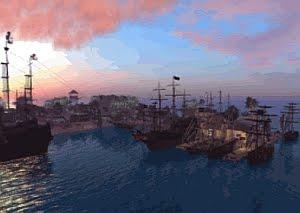 Pirate Island of Jabberwock
