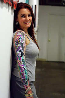 Half Sleeve Tattoo Designs For Women