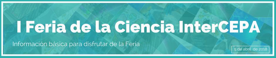 I Feria de la Ciencia InterCEPA