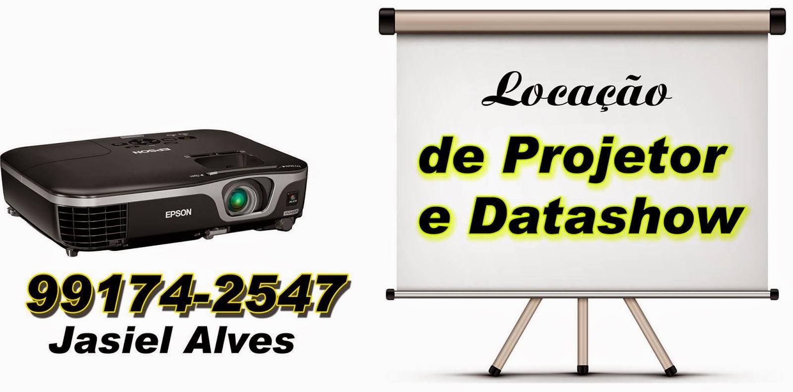 Iocação de Projetor e Datashow ligue agora ( 99 )  991742547