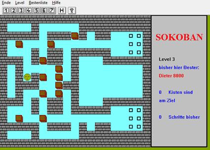 sokoban level 13