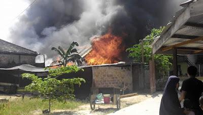 Asrama putri Hidayatullah Bontang terbakar, 150 santri butuh pakaian & perlengkapan belajar