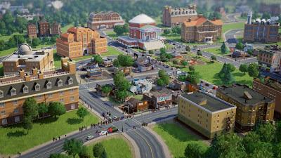 SimCity 2013 urban design urbanism character